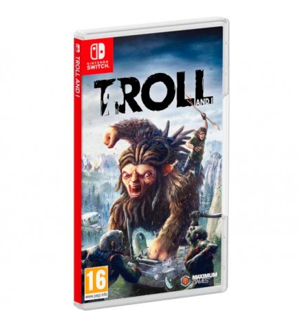 Troll And 1 - Videojuego, Nintendo Switch