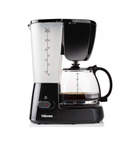 Tristar CM-1237 - Cafetera eléctrica, capacidad 1.2 litros