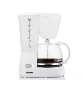 Tristar CM-1238 - Cafetera eléctrica, capacidad 1.2 litros