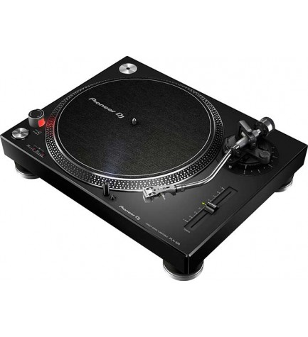 Pioneer PLX-500-K - Tocadiscos, color Negro