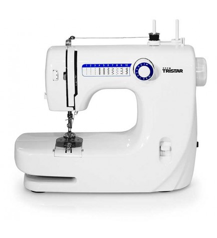 Tristar SM-6000 - Maquina de coser, 10 patrones