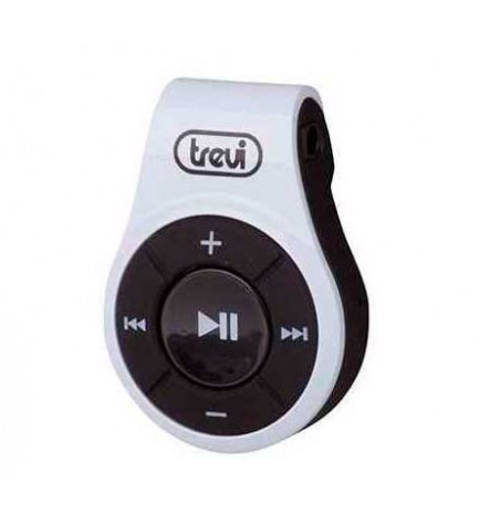 Trevi CP-1250BTWH - Dispositivo, bluetooth incorporado, color Blanco