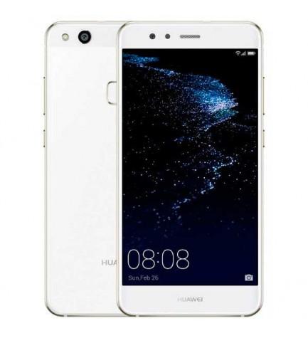 Huawei P10 LITE - Smartphone, pantalla 5.2 pulgadas, memoria interna 32GB, 3 GB RAM, color Blanco