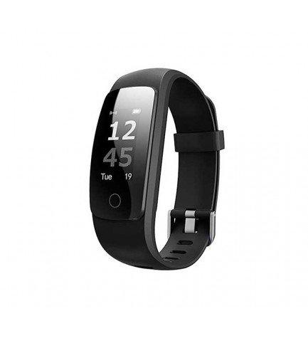 Sunstech FitLife PRO - Smartband, bluetooth, podómetro, color Negro
