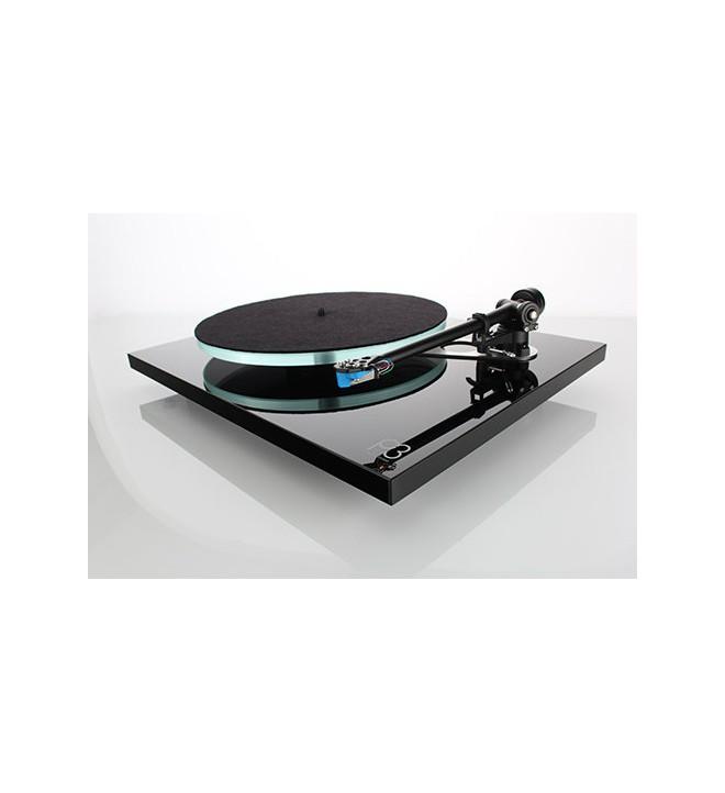 REGA Planar 3 - Tocadiscos, color Negro