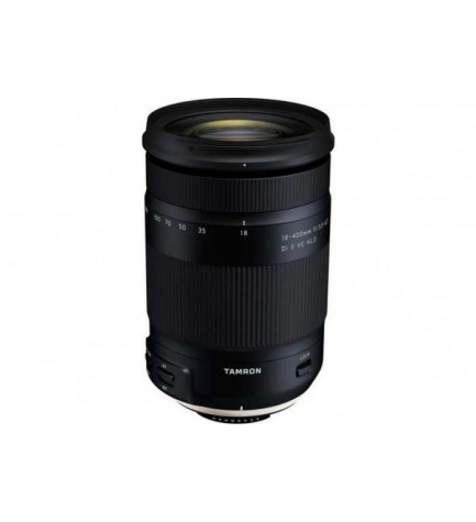 Tamron AF 18-400mm F3.5-6.3 DI HLD - Objetivo, diseñado para Nikon
