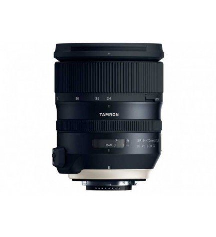 Tamron AF 24-70mm F2.8 DI VC USD G2 - Objetivo, diseñado para Nikon