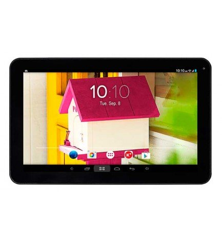 Woxter QX109 - Tablet, pantalla 10.1 pulgadas, memoria interna 8 GB, WiFi, color Negro