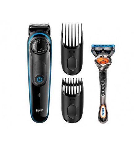 Braun BT3040 - Barbero, 39mm