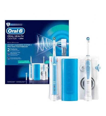 Braun Oxyjet Pro 1000 - Cepillo dental, ducha