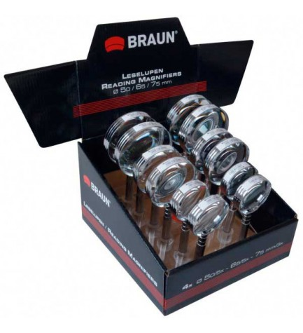 Braun Phototechnik 48001 Magnifier Display - Ultralupa
