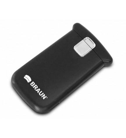 Braun Phototechnik Magnifier - Ultralupa, 3 aumentos, led incorporado