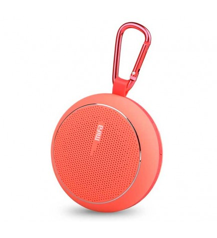 Mifa F1 - Altavoz bluetooth, color Rojo