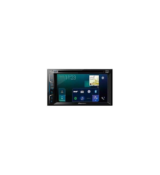 Pioneer AVH-Z3000DAB - Reproductor multimedia, pantalla 6.2 pulgadas, doble 2DIN