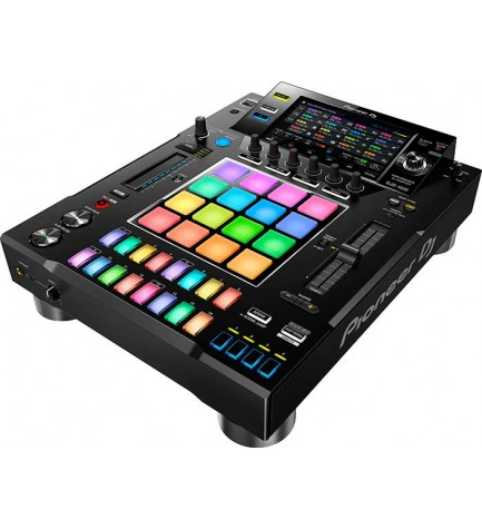 Pioneer DJS-1000 - Mezcladora, color Negro