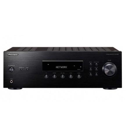 Pioneer SX-10AE-B - Receptor de audio, bluetooth incorporado, potencia máxima 2x100w, color Negro