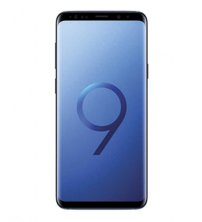 Samsung Galaxy S9+ - Smartphone, memoria interna 64 GB, SM-G965F, color Azul