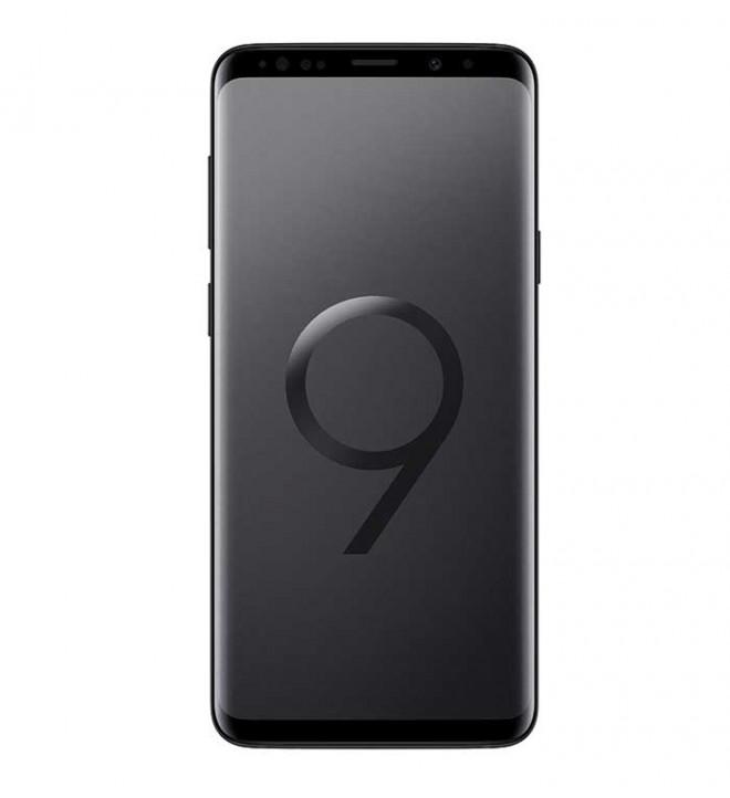 Samsung Galaxy S9+ - Smartphone, memoria interna 64 GB, SM-G965F, color Negro