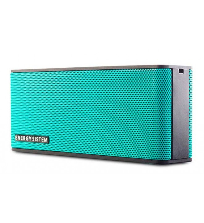 Energy sistem B2 - Altavoz bluetooth, potencia 6w, color Verde