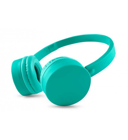 Energy sistem BT1 - Auriculares bluetooth, color Verde