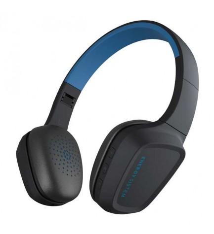 Energy sistem HEAD 3 - Auriculares bluetooth, micrófono incorporado, color Azul