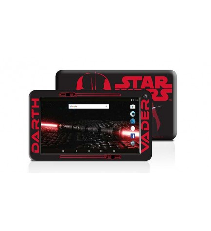 eSTAR THEMED STAR WARS - Tablet, pantalla 7 pulgadas, memoria interna 8 GB, WiFi