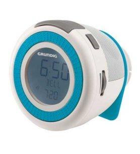 Grundig SONOCLOCK 220 - Despertador, color Blanco Azul
