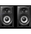 Pioneer DM-40BT - Altavoces DJ, bluetooth incorporado, color Negro