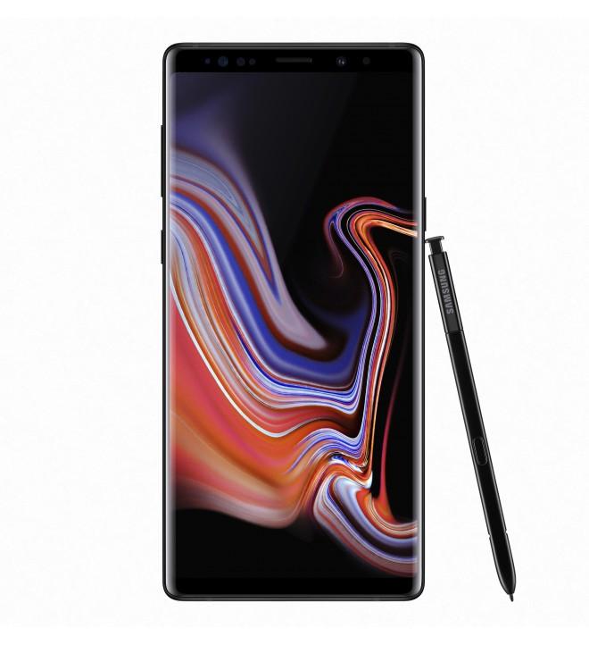 Samsung Galaxy Note 9 SM-N960F - Smartphone, memoria interna 128 GB, S Pen con bluetooth, color Negro