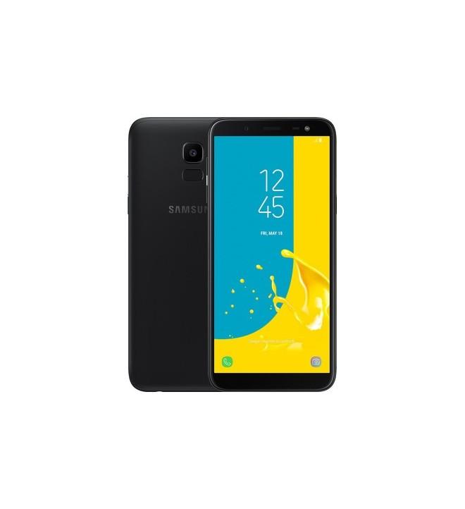 Samsung SM-J600 Galaxy J6 (2018) - Smartphone, pantalla 5.6 pulgadas, memoria interna 32 GB, Dual SIM, color Negro
