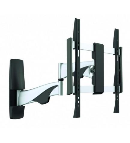 Reflecta 23156 PLEXO - Soporte, para televisores de 32 a 60 pulgadas, color Negro