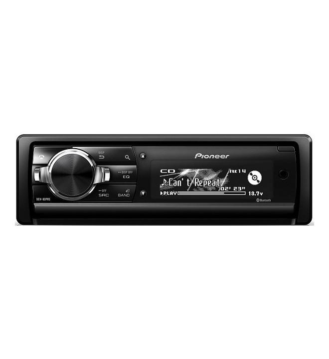 Pioneer DEH-80PRS - Autoradio, lecto de CD