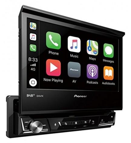 Pioneer AVH-Z7100DAB - Reproductor multimedia, pantalla 7 pulgadas
