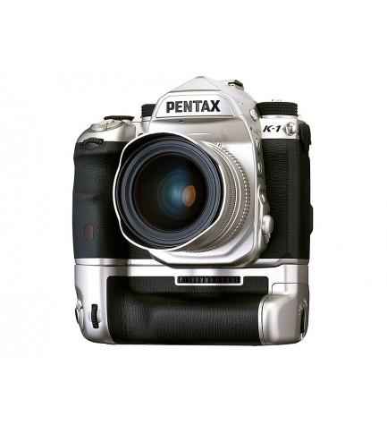 Pentax K-1 Limited - Cámara réflex, Full Frame, incluye Empuñadura, color Plata