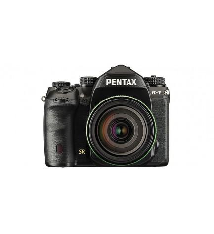 Pentax K-1 - Cámara réflex, formato completo, incluye FA 28-105mm F3.5 ED, color Negro