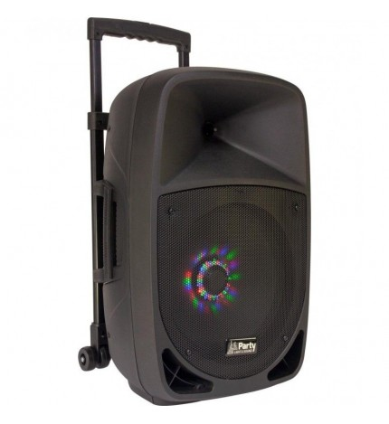 Party 12LED - Trolley, bluetooth, potencia 700w