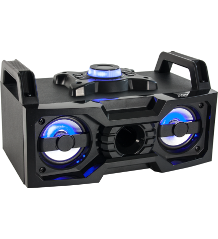 Party SOUNDBOX - Altavoz bluetooth, potencia 50w, puerto USB, Asa de transporte incorporada
