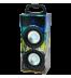 Party DISCO2 - Altavoz bluetooth, puerto USB, entrada SD, conexión AUX, potencia 20w