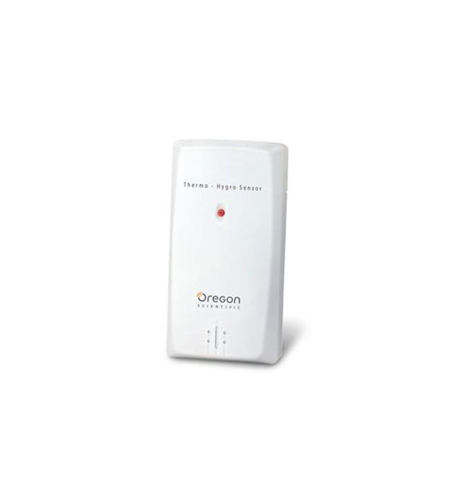 Oregon THGN-132N - Sensor, termó-higrómetro, 3 canales de transmisión