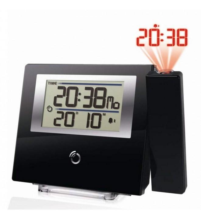 Oregon RM368P SLIM - Reloj, proyector incorporado, color Blanco