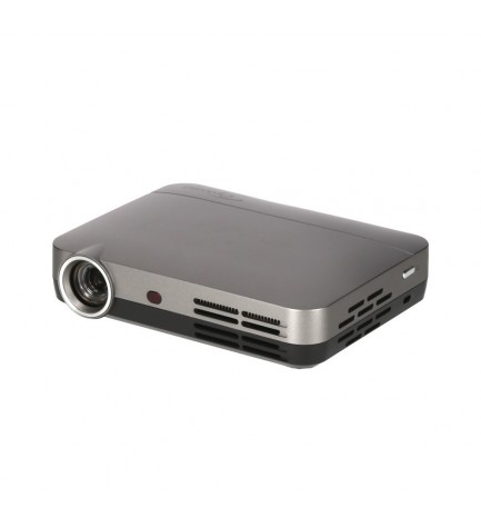 Optoma ML330 - Proyector, 500 lúmenes, 3D, color Gris