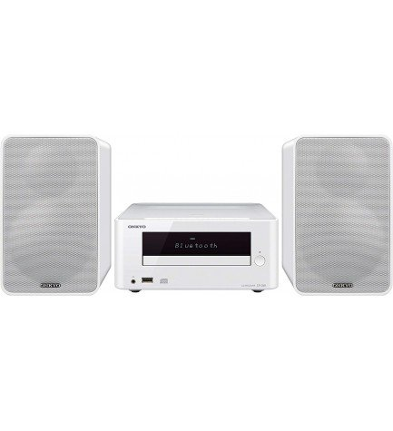 Onkyo CS-265-W - Sistema receptor, color Blanco