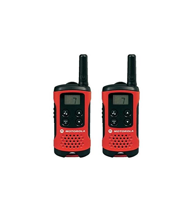Motorola T40 - Walkie Talkie, infantil, pack de dos, reacondicionado