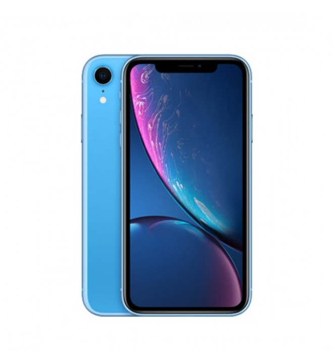 Apple iPhone XR - Smartphone, memoria interna 128 GB, pantalla 5.8 pulgadas, color Azul