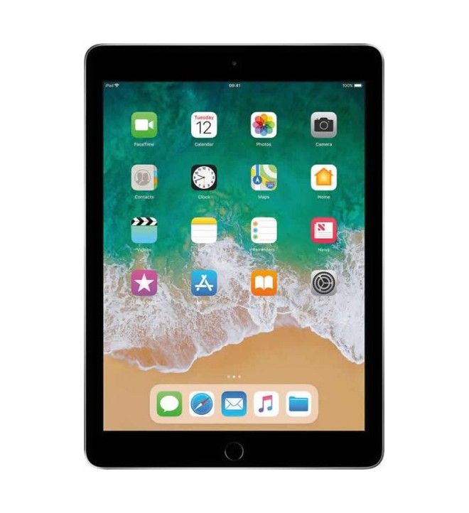 Apple iPad - Tablet, memoria interna 128 GB, color Gris Espacial