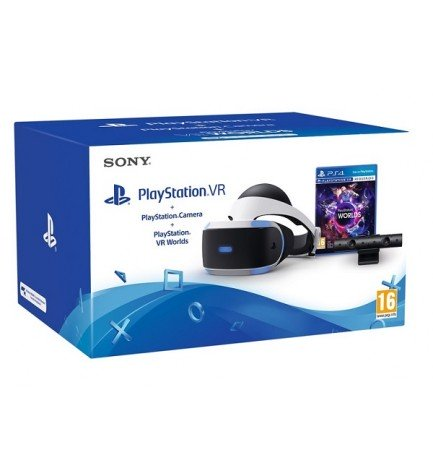 Sony Playstation Camera - Cámara PS4, con lentes duales y sensores de profundidad 3D