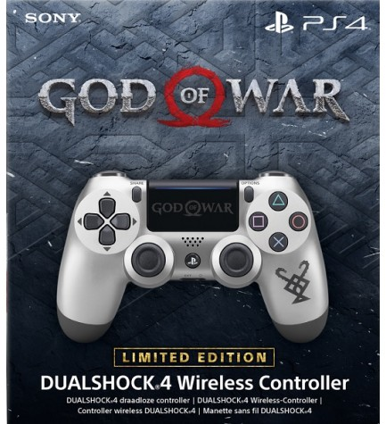 Sony DualShock - Mando, diseñado para PS4, estilo God Of War