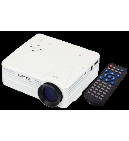 LTC VP60 - Proyector, 80 lúmenes, resolución 640x480, color Blanco