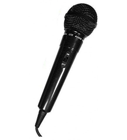 LTC DM400 - Micrófono, unidireccional, color Negro