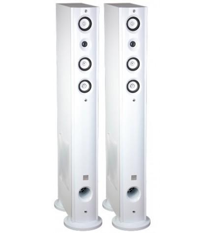 Koda 92F - Altavoces, potencia 120w, 4v, color Blanco